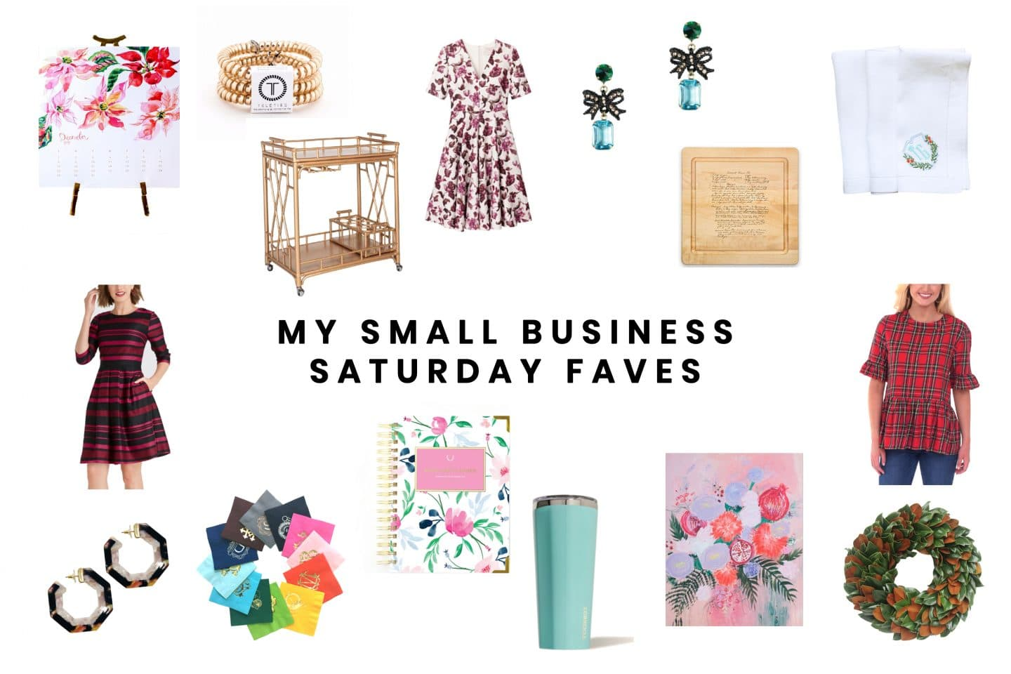 Favorite Small Business Finds & Their Sales