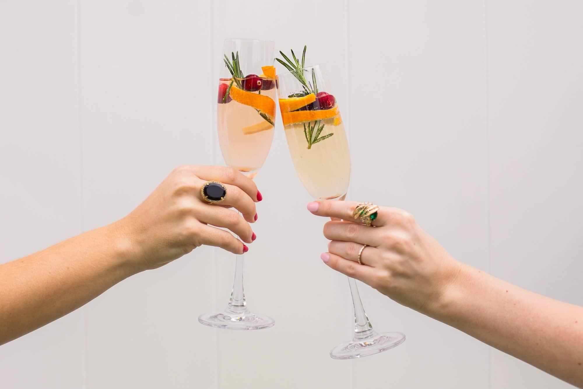 Popping Champagne - Ashley Brooke @ashleybrooke