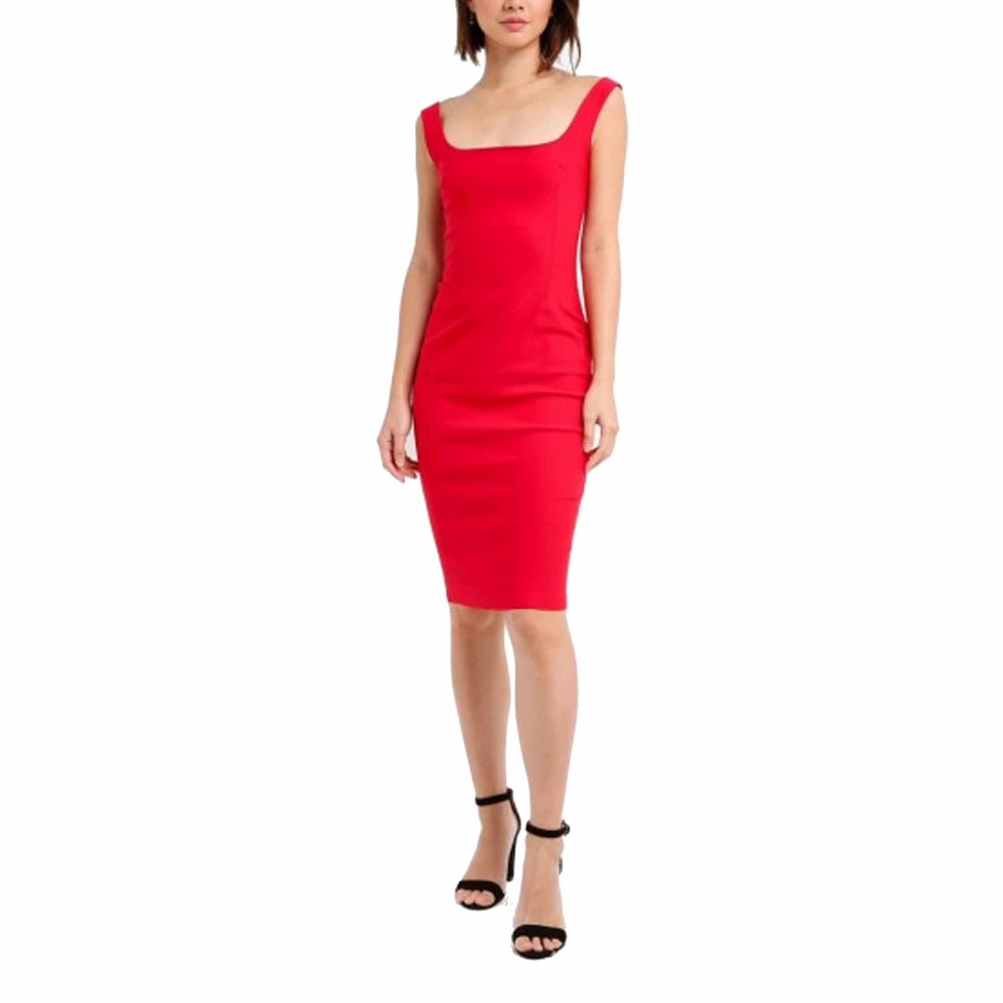 Vesper Red Dress review by Ashley Brooke Designs @ashleybrooke