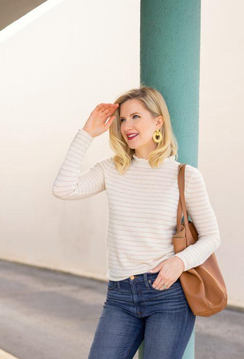Lila P Sweater | www.ashleybrookedesigns.com