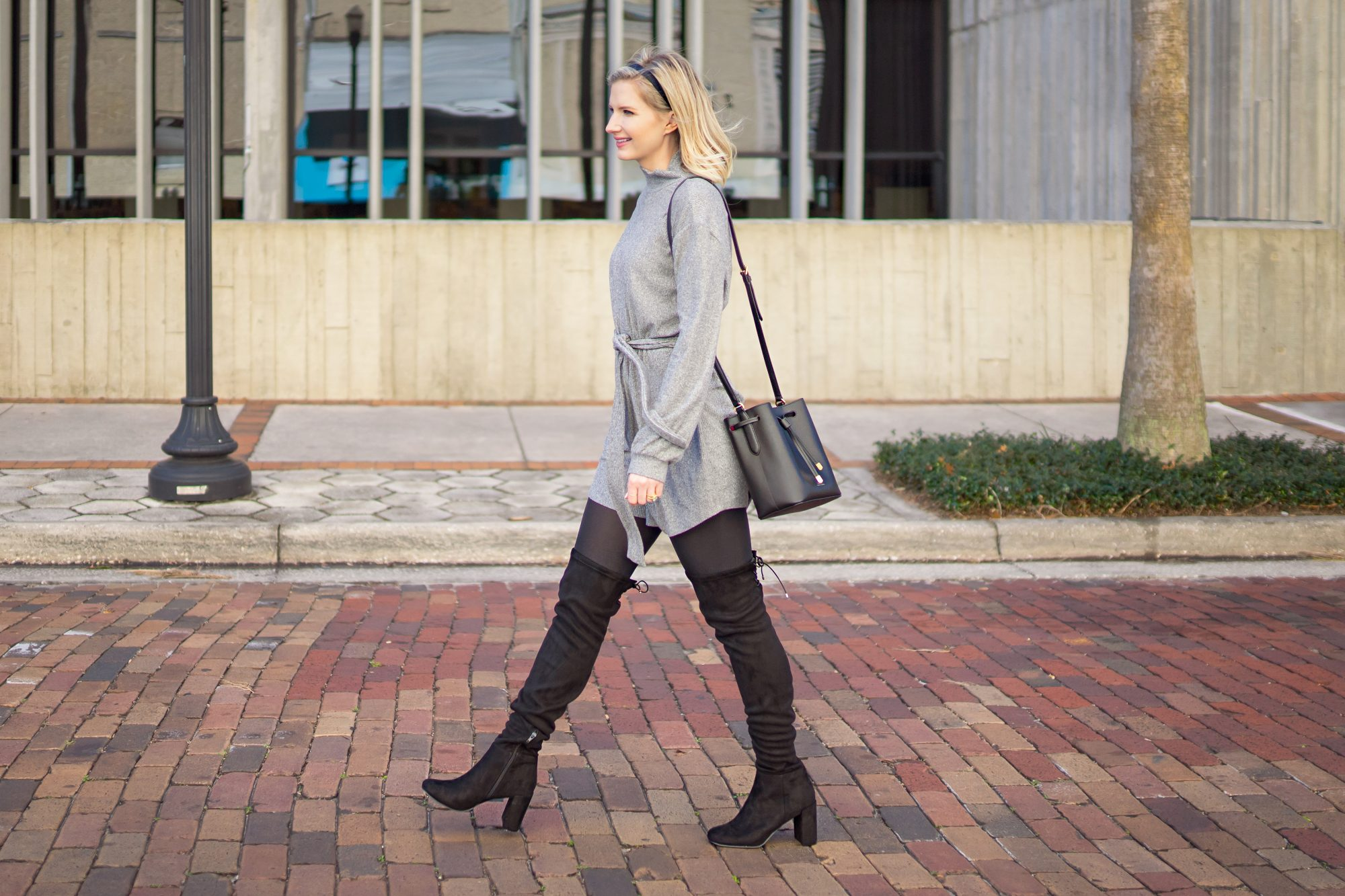 Over the Knee Boot | www.ashleybrookedesigns.com