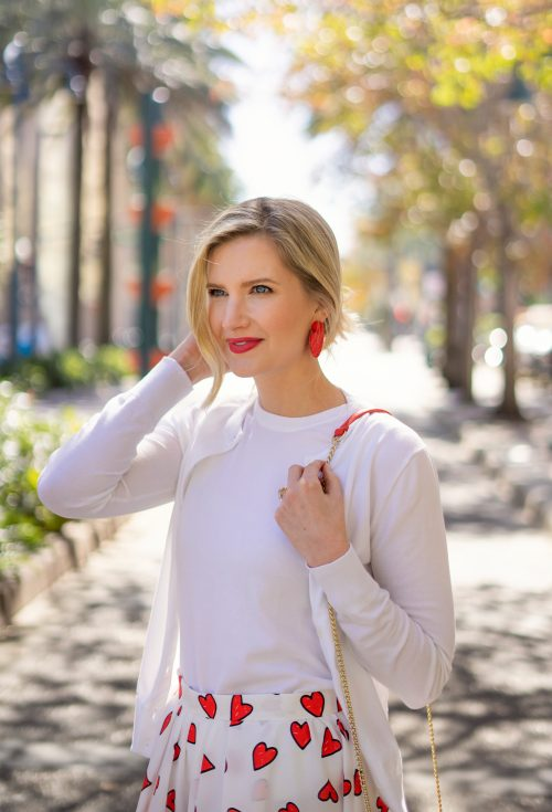 heart skirt | www.ashleybrookedesgins.com