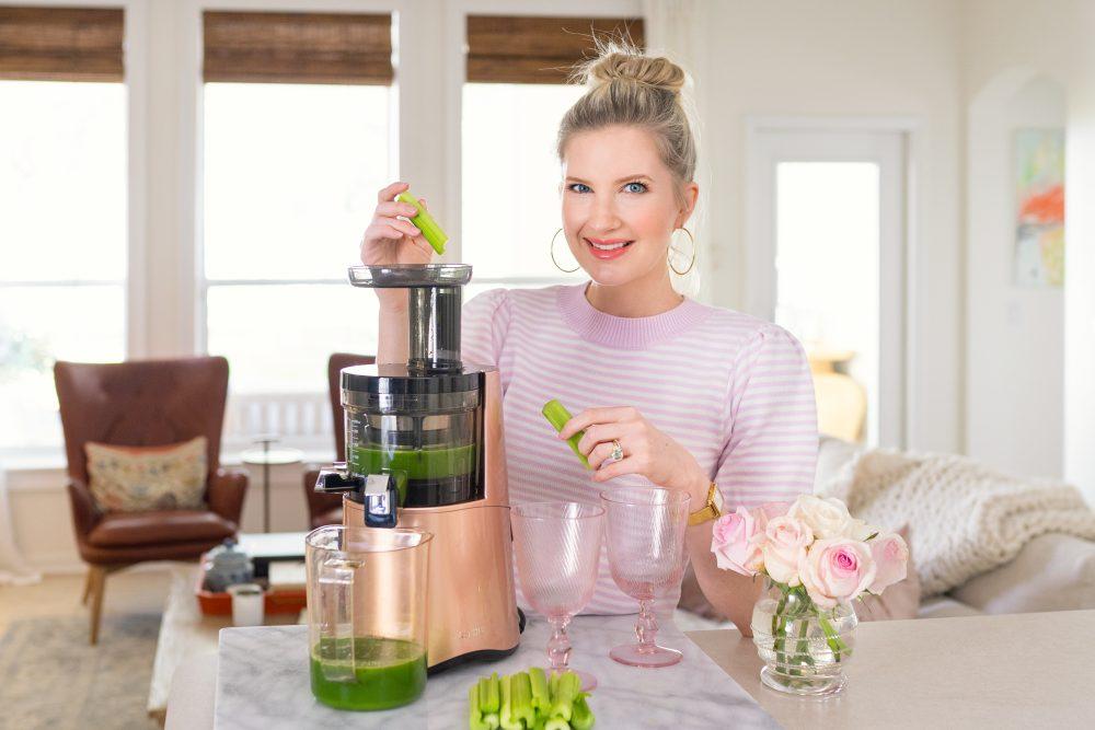 Celery Juice - Ashley Brooke - www.ashleybrookedesigns.com