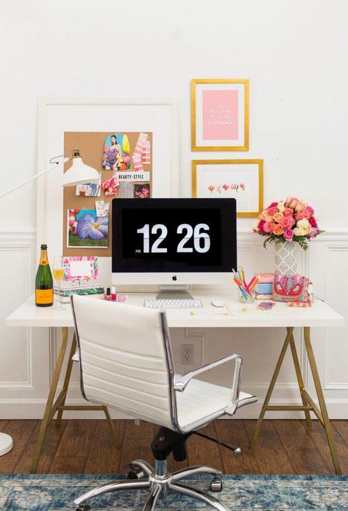Ashley Brooke - Desk v - www.ashleybrookedesigns.com