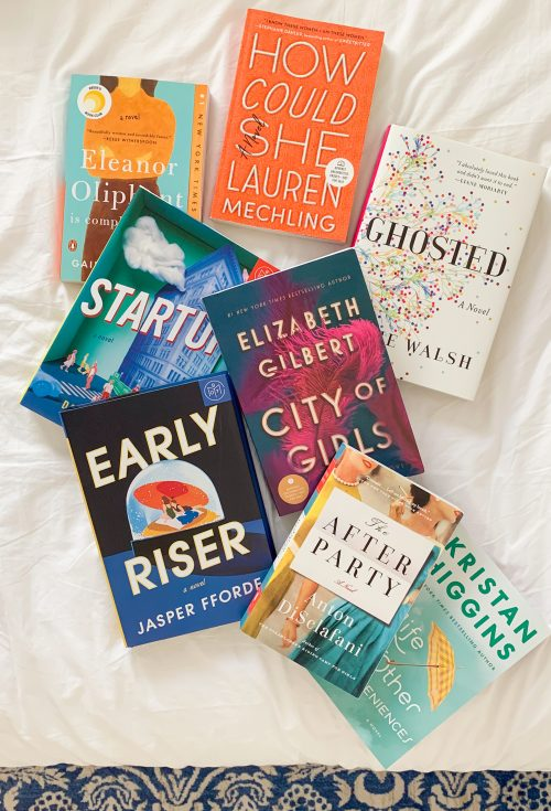 Ashley Brooke Book Club Reading Lists