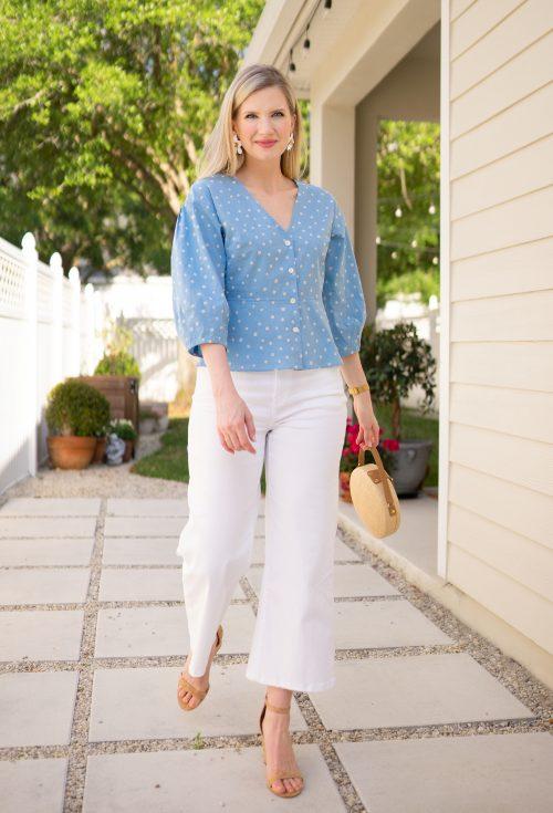 Casual Spring Look - Ashley Brooke - www.ashleybrookedesigns.com 8
