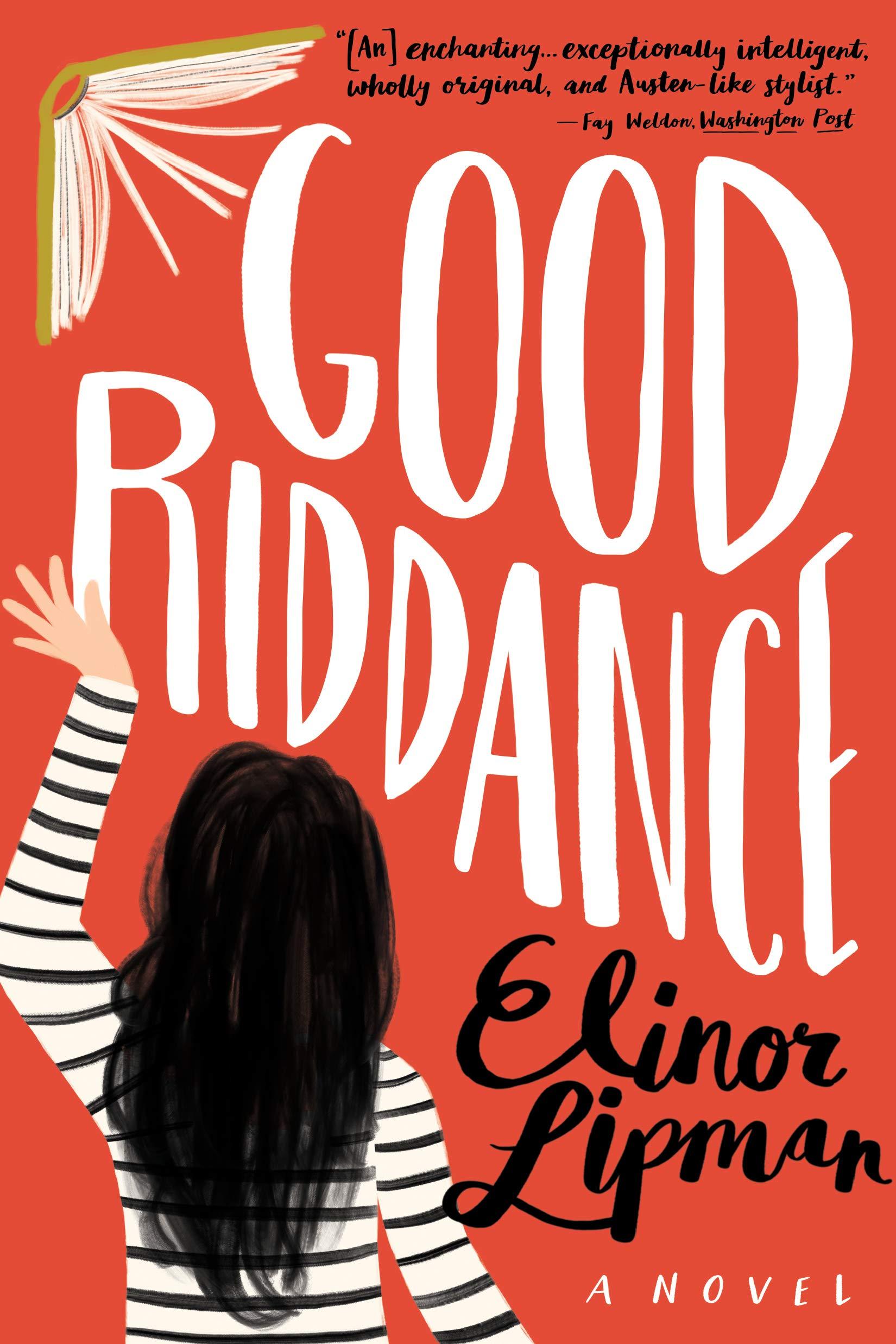 Good Riddance by Elinor Lipman on the Ashley Brooke Book Club