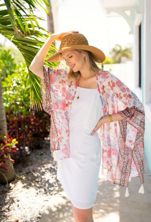 Ashley Brooke - Walmart - White Dress - 10