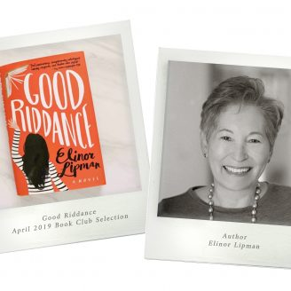 Interview with author Elinor Lipman (video)