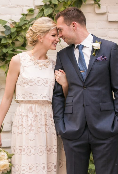 Ashley Brooke & Ryan Chambers Wedding at The Oxford Exchange - 2014 _ v