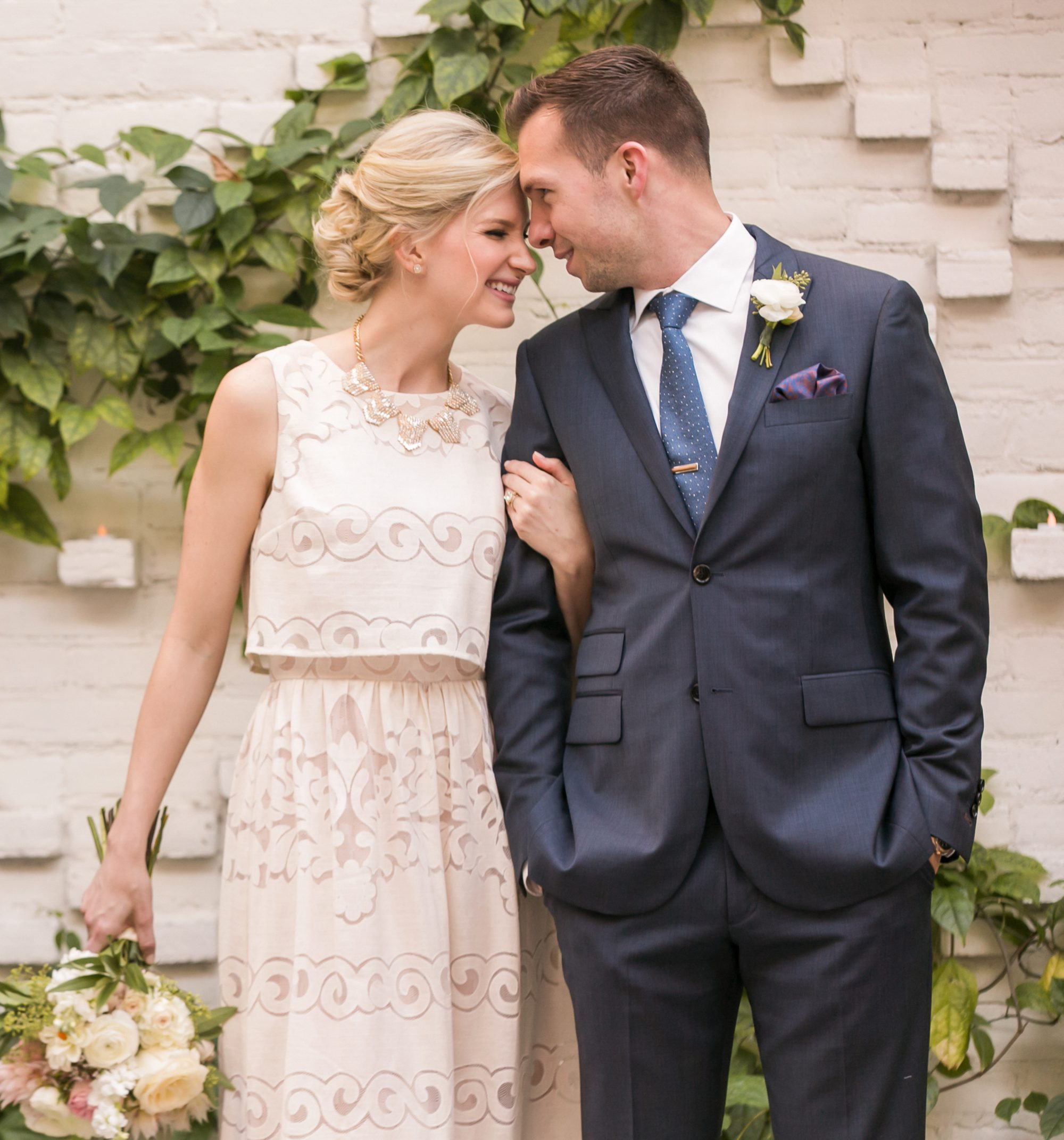 Ashley Brooke and Ryan Chambers Wedding at The Oxford Exchange 2014