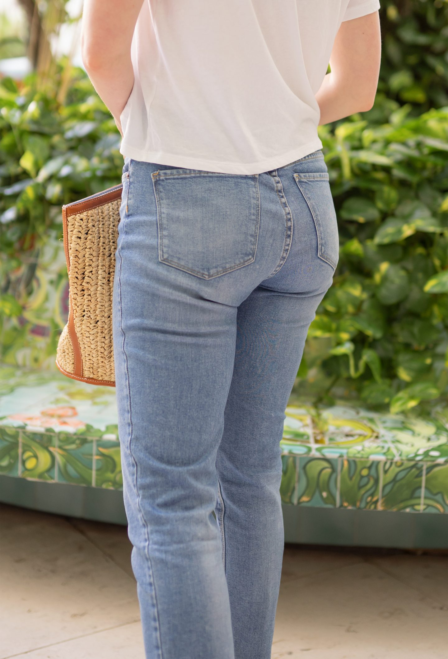 Mott & Bow Jeans Review - www.ashleybrookedesigns.com
