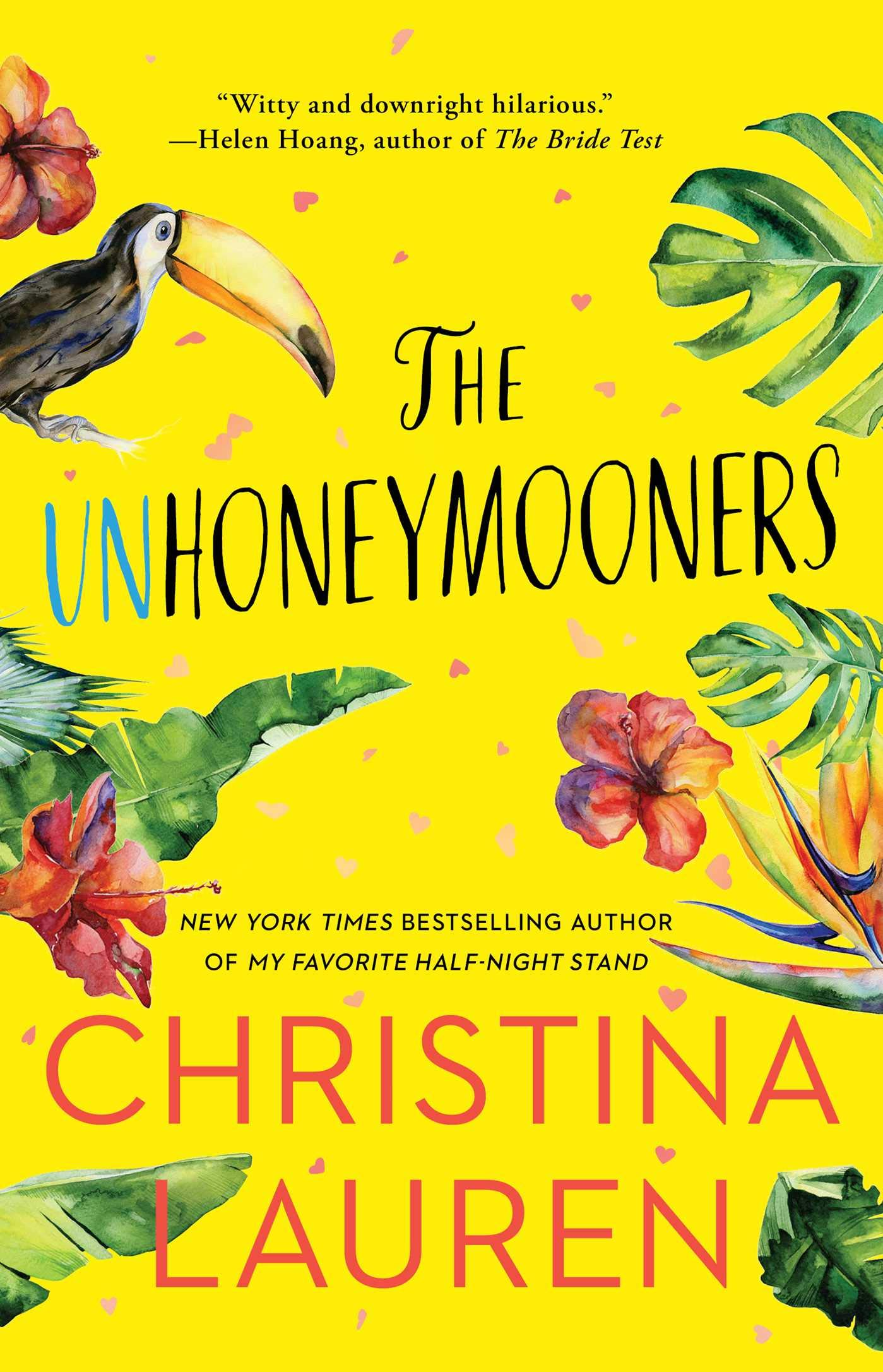 The Unhoneymooners by Christina Lauren on Ashley Brooke Designs