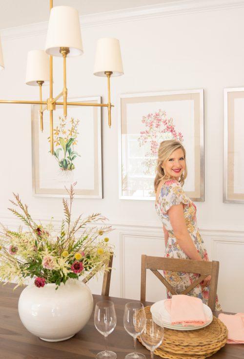 Ashley Brooke - Dining Room Refresh - Frontgate - 11 v