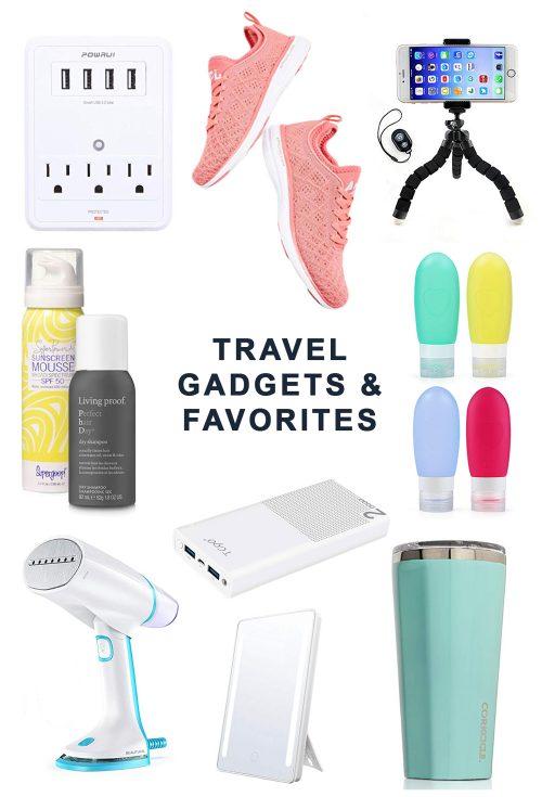 Travel Favorites