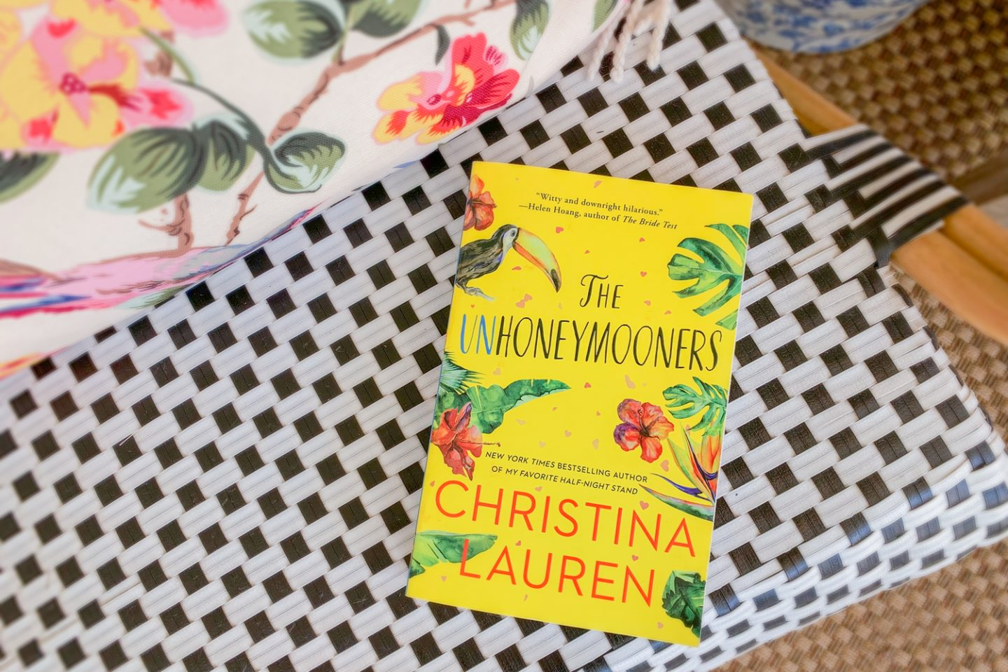Discussion: The Unhoneymooners by Christina Lauren
