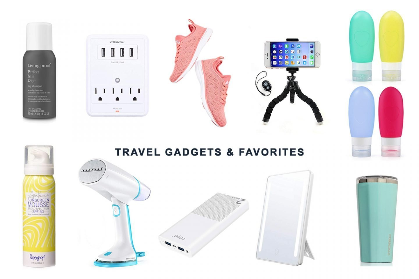 Love Travel Again with These 10 Gadgets