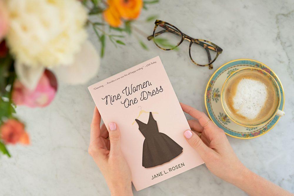 Nine Women, One Dress is June's Book on Ashley Brooke Book Club