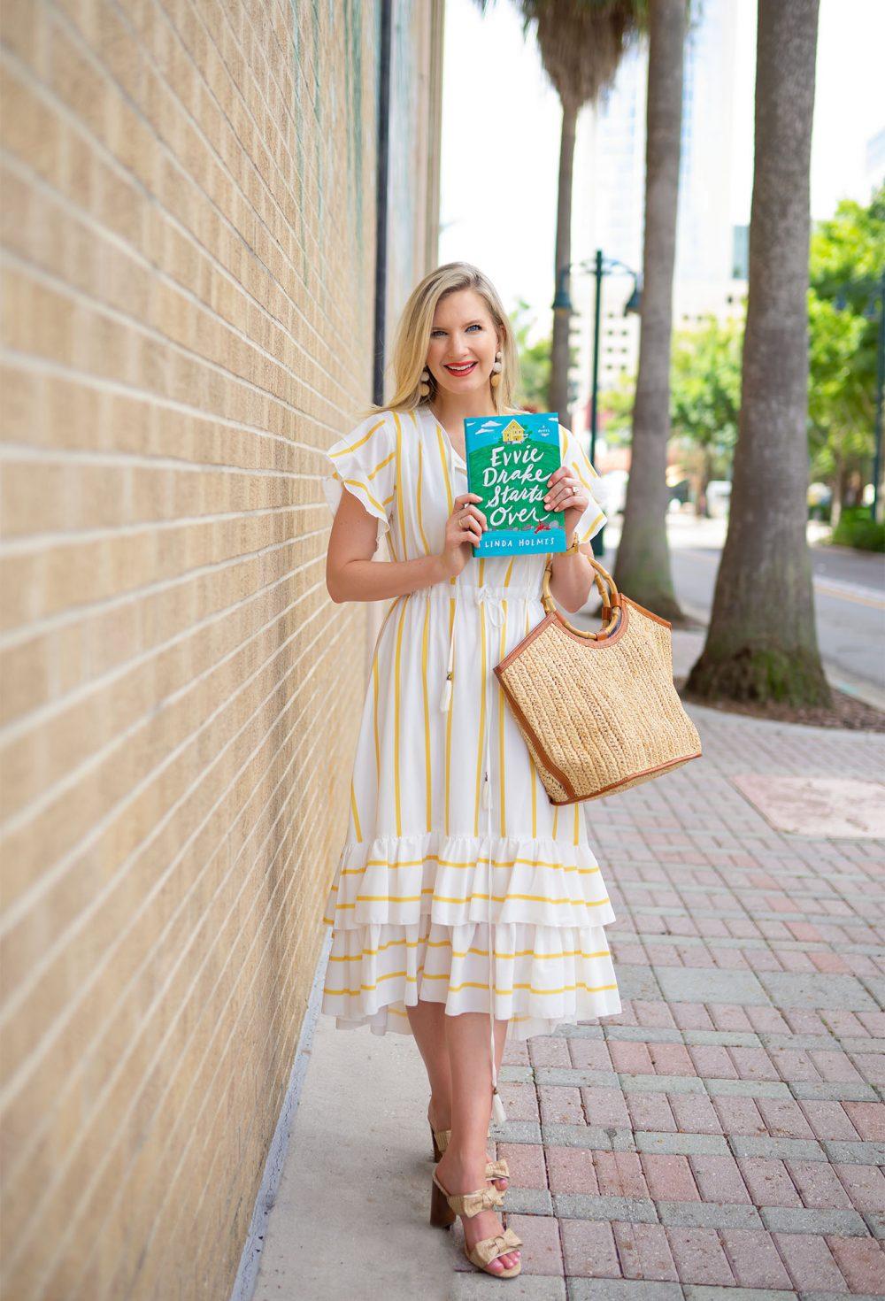 Evvie Drake Starts Over - Ashley Brooke Book Club - 4 - V Blog Crop