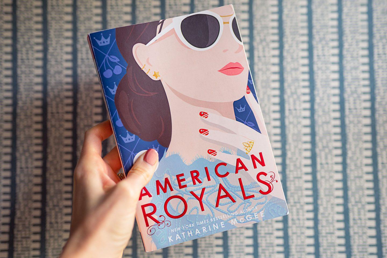 September's Book: American Royals