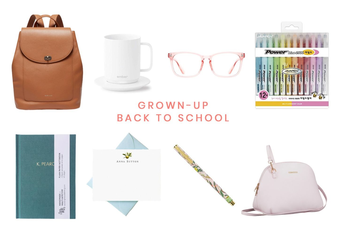Grown-Up Back to School