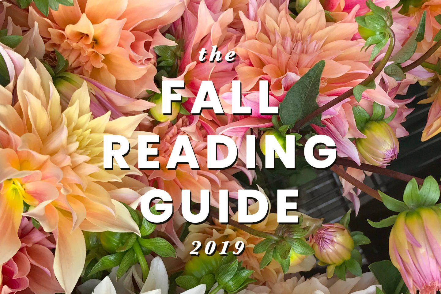 Fall 2019 Reading Guide