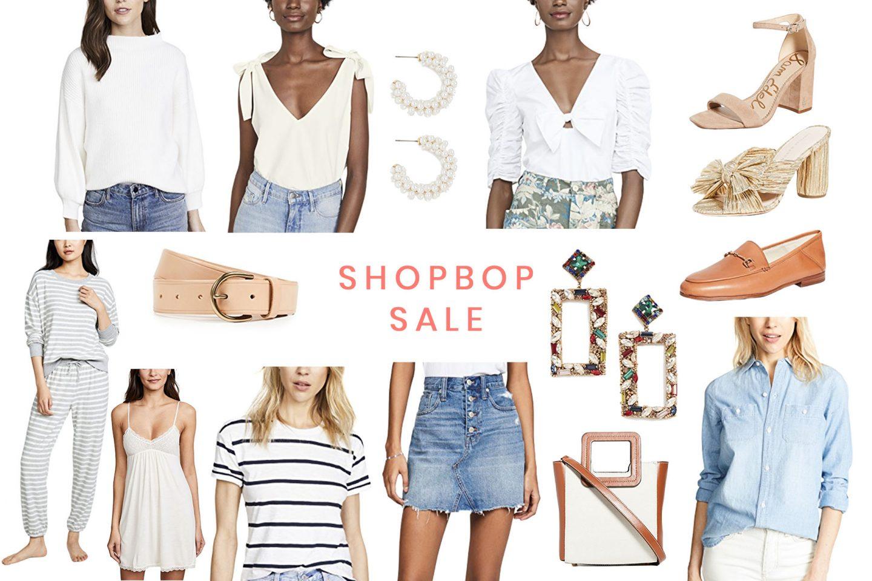 Shopbop Sale: Basics 20-25% off!