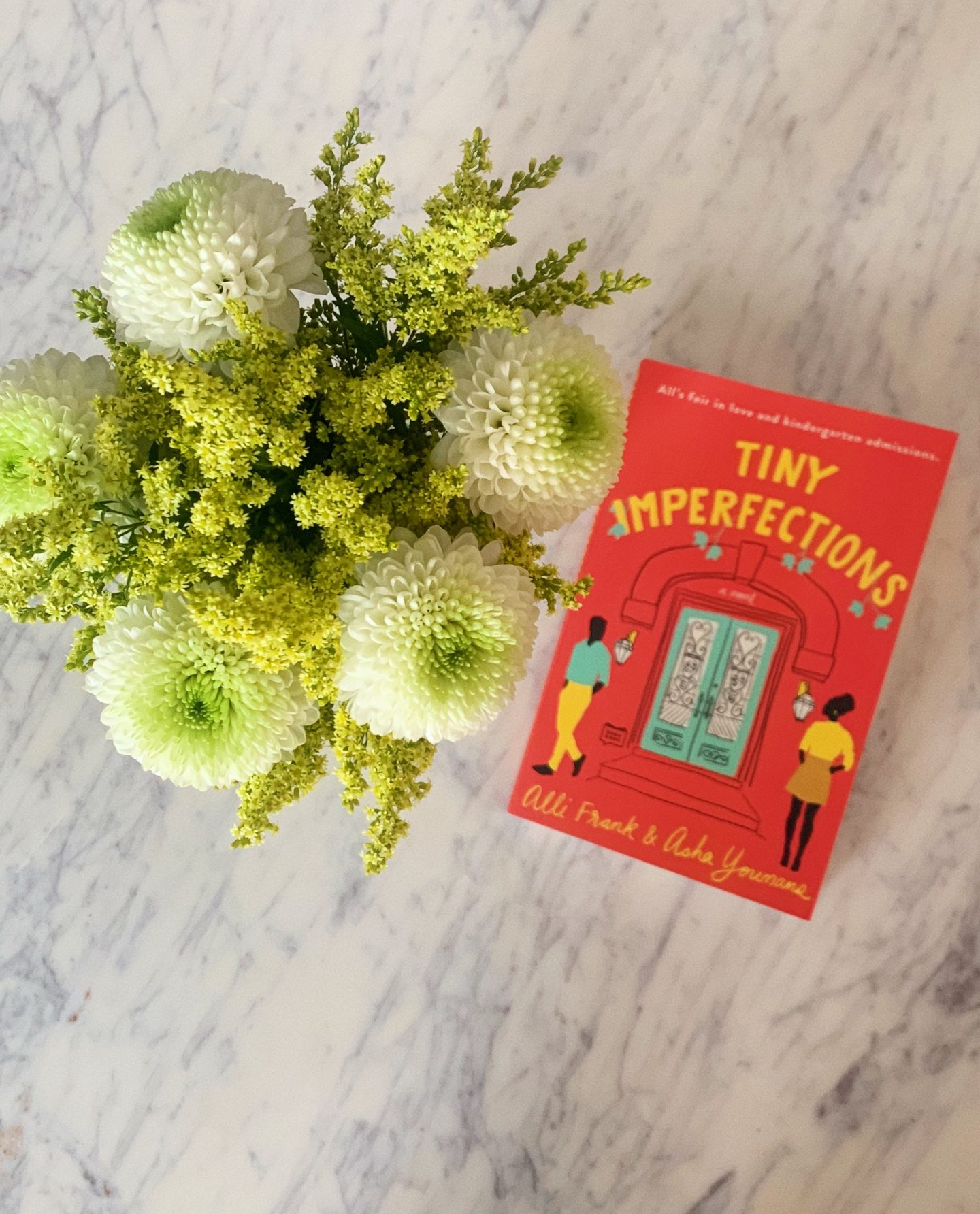 June's Book: Tiny Imperfections