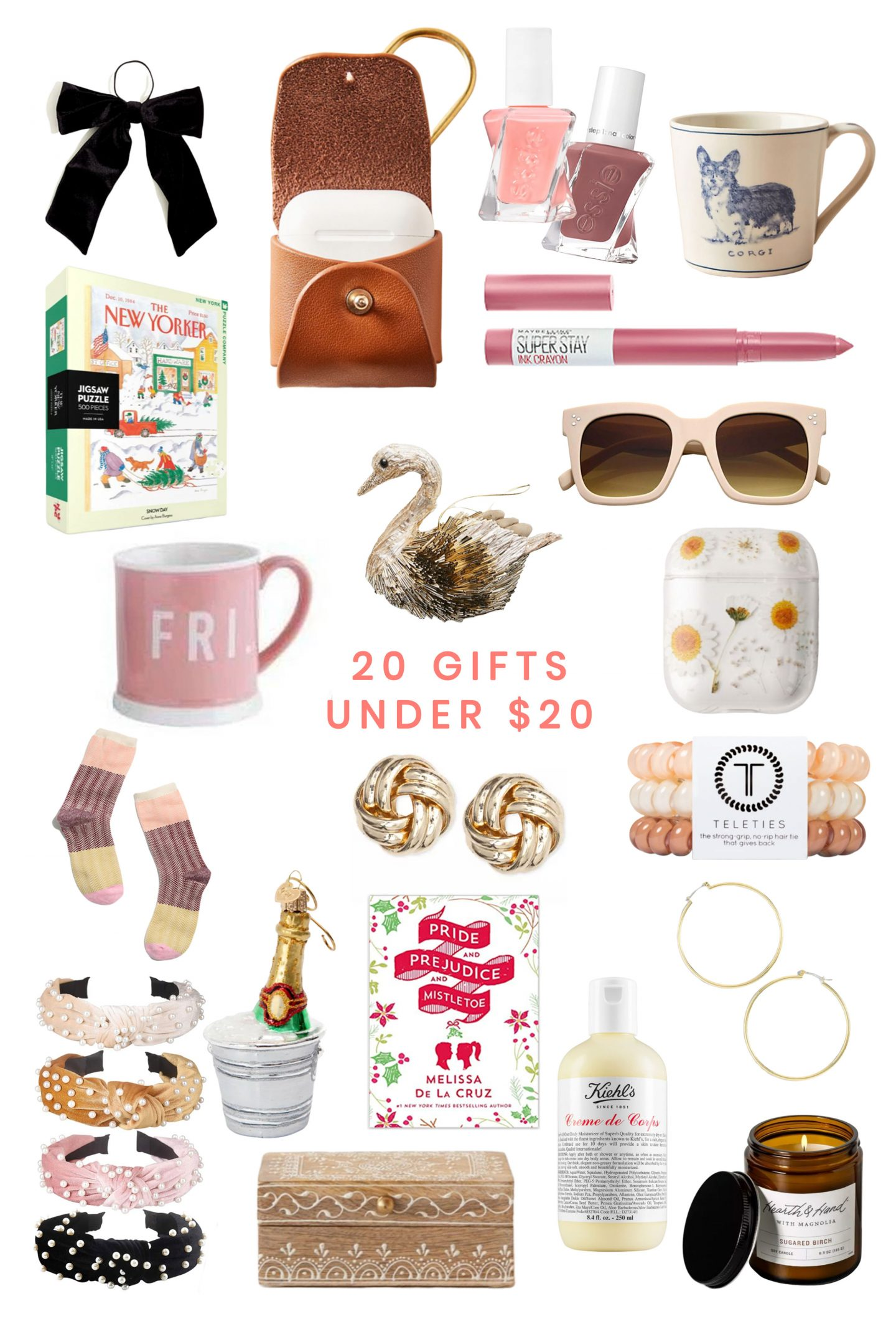 20 Gifts Under $20