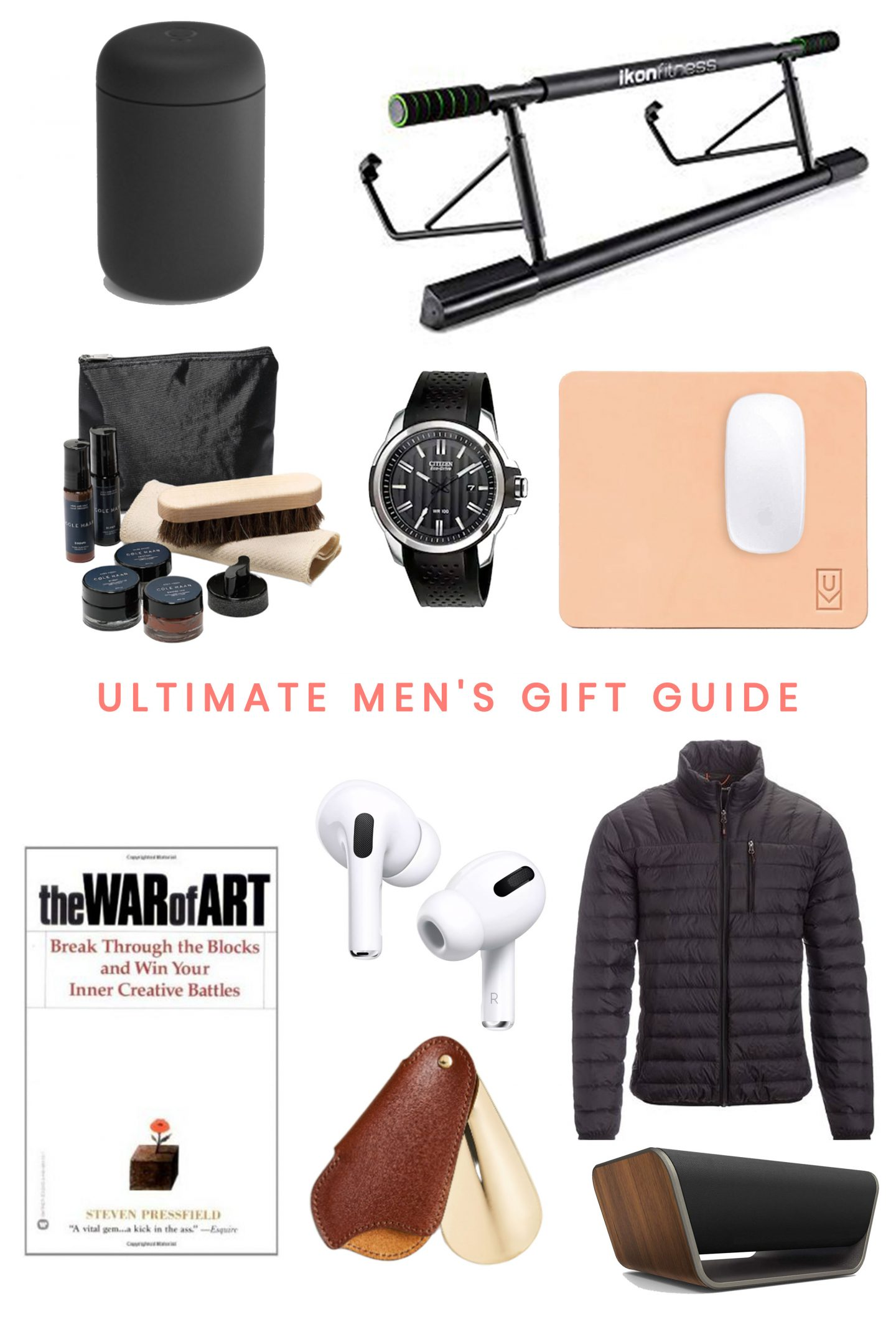 Ultimate Men's Gift Guide 2019