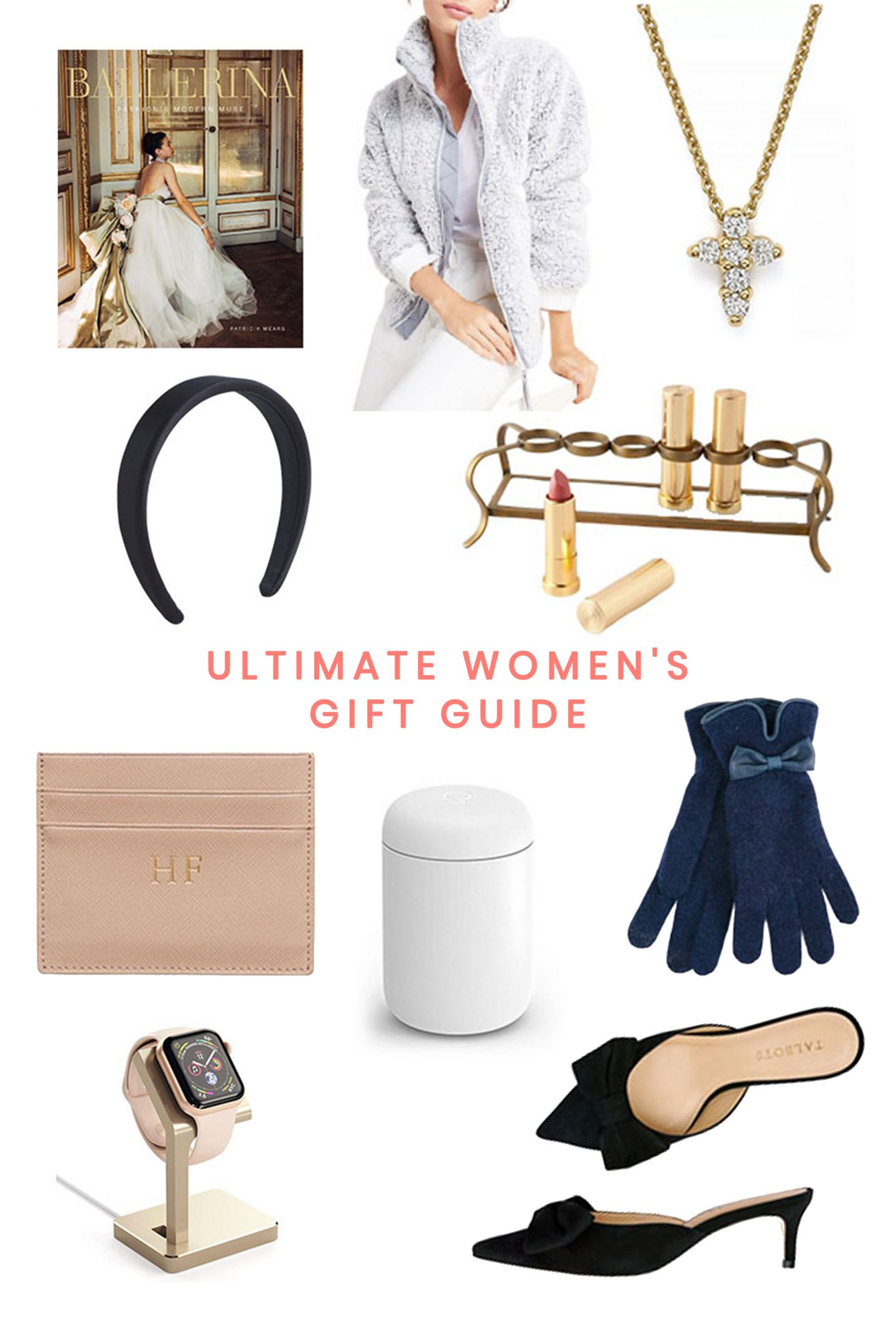 Ultimate Women's Gift Guide 2019