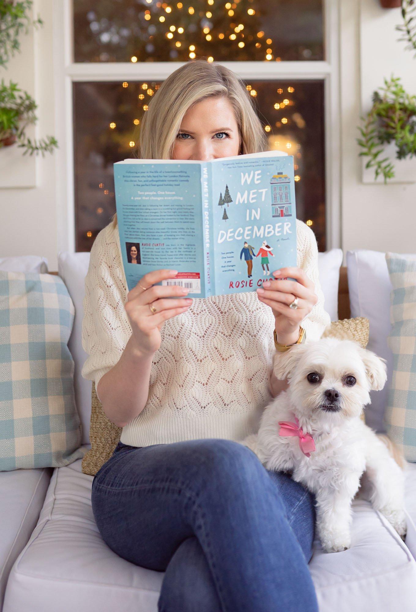 Ashley Brooke Book Club - We Met In December - Ver 2