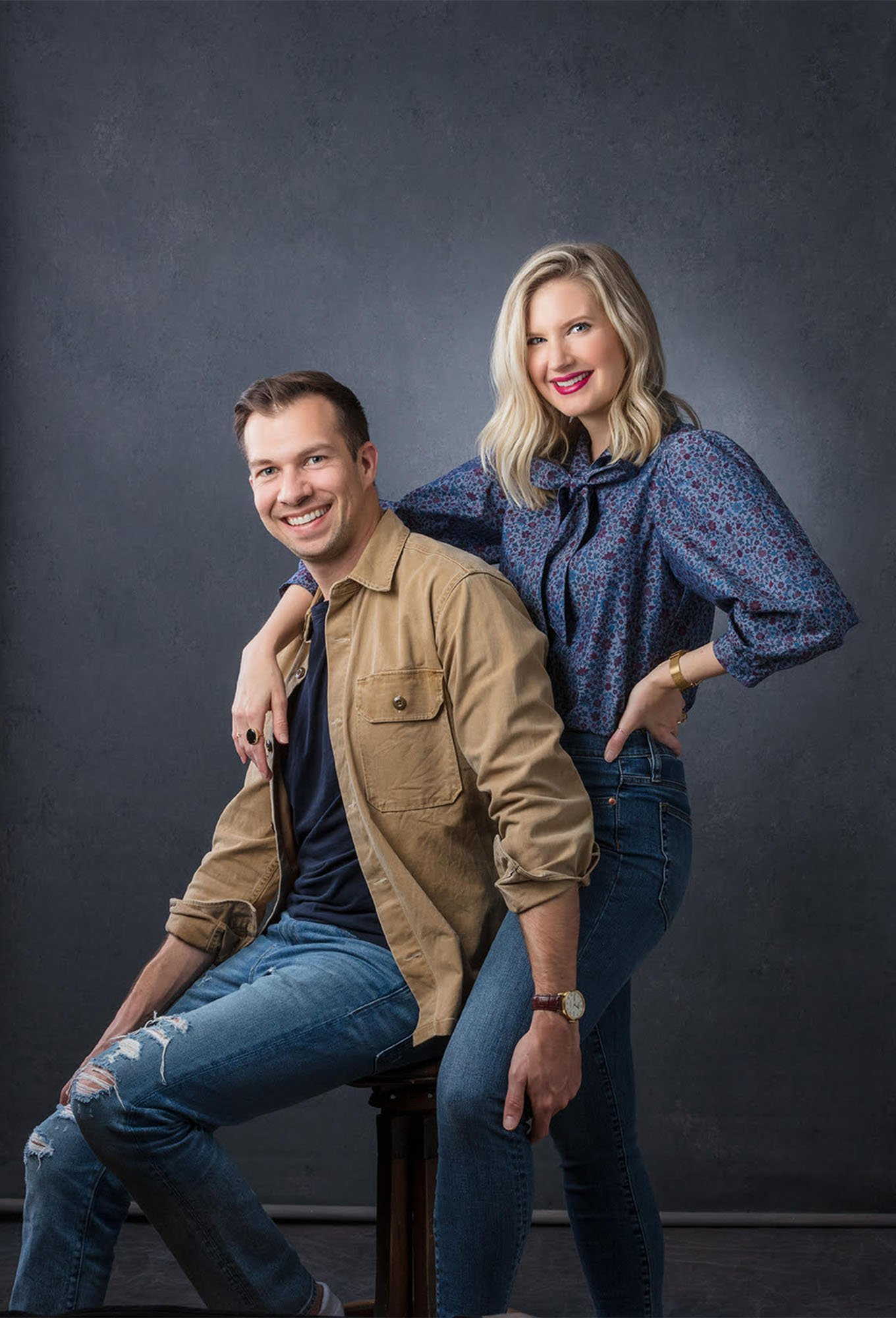 Our 2019 Studio Portraits
