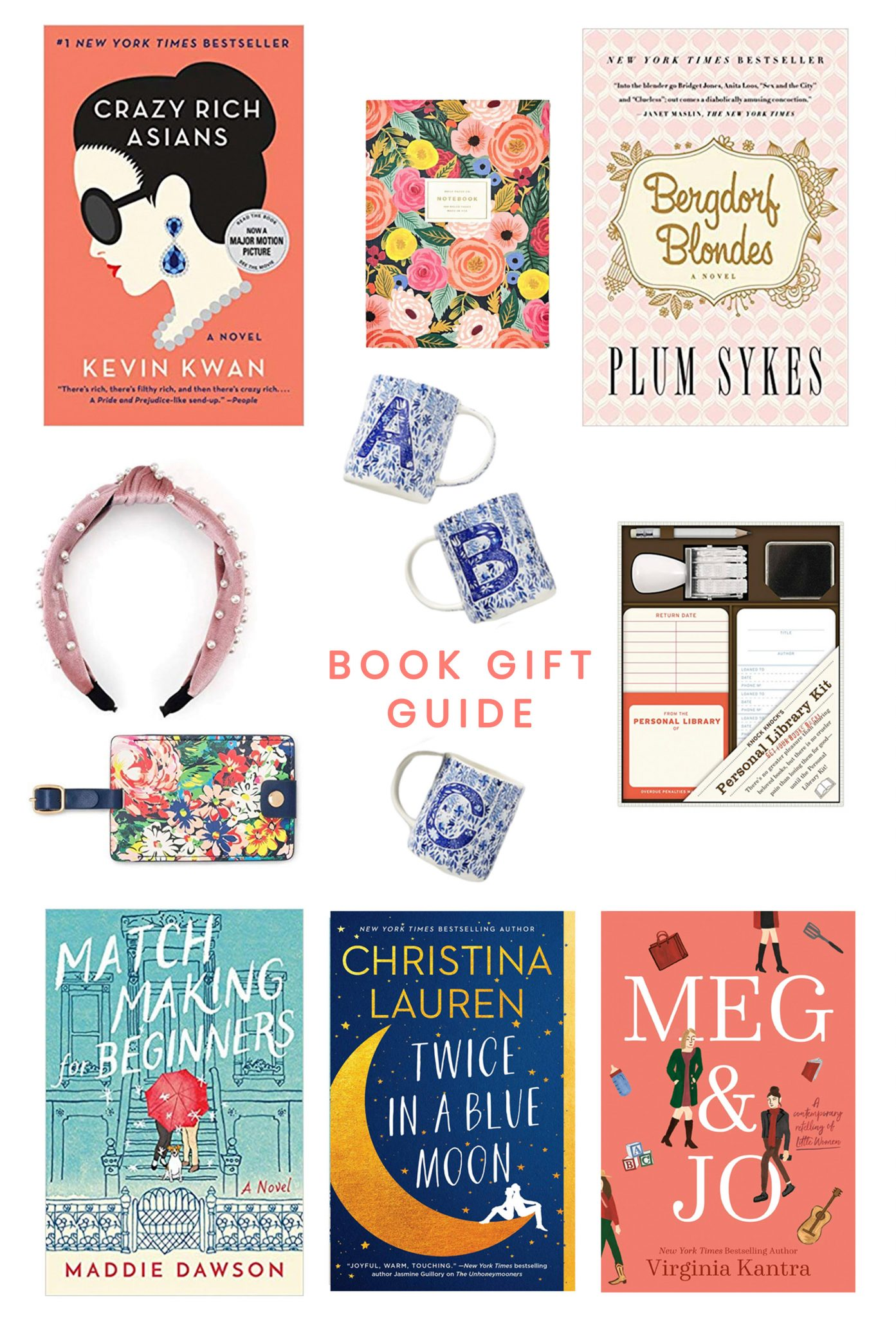 Book Gift Guide 2019 - Ashley Brooke