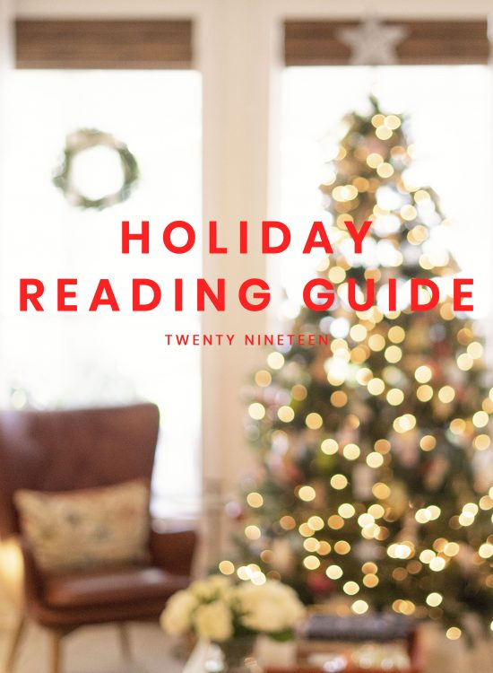Ashley Brooke Book Club 2019 Holiday Reading Guide cover