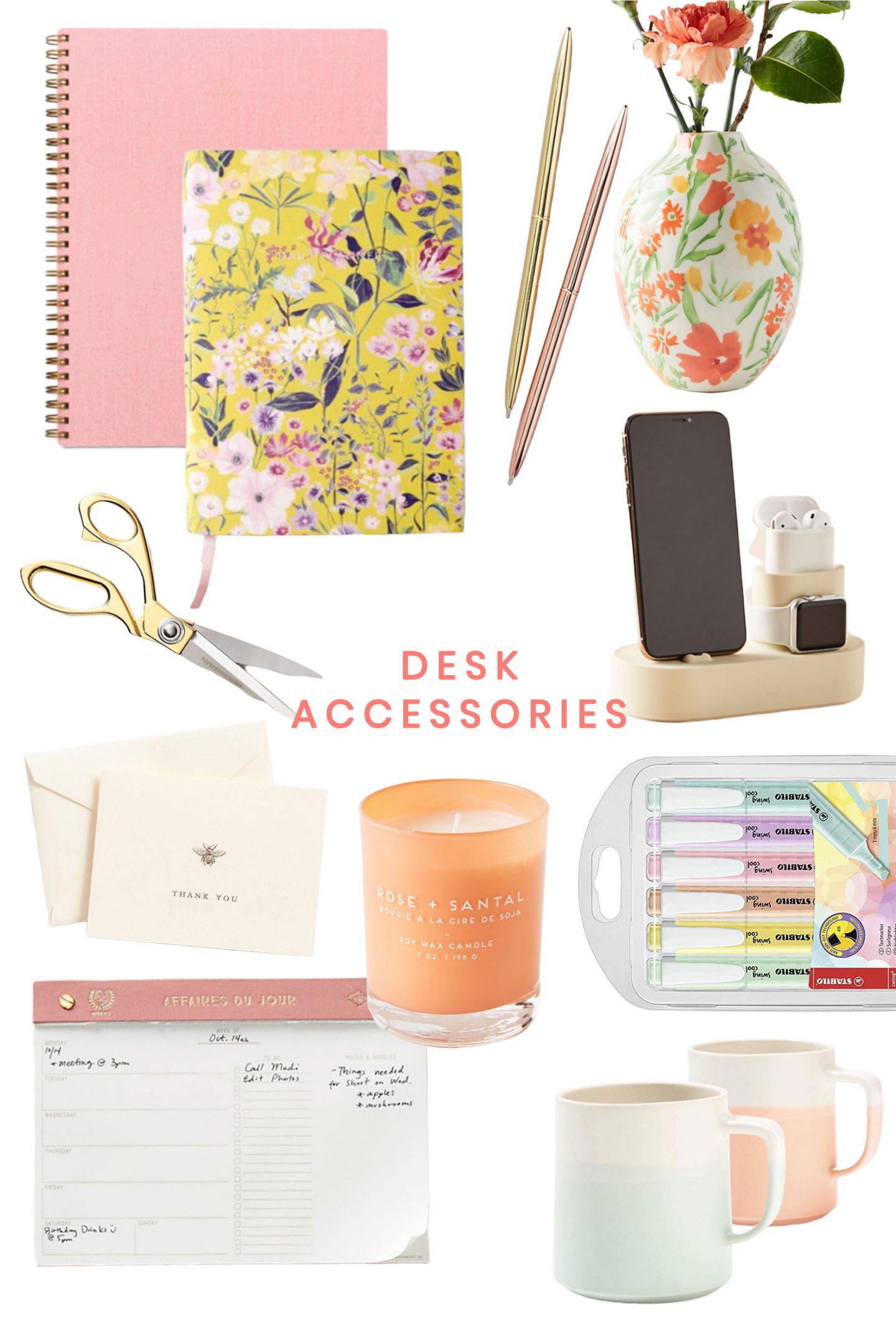 Let's Get Organized – Desk Accessories Under $50!