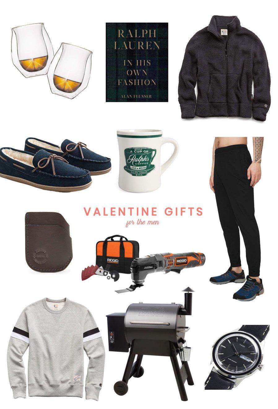 Valentine Gift Guide for Men 2020