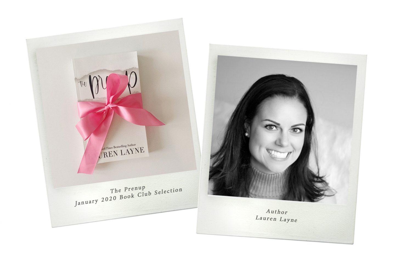 Author Interview: Lauren Layne