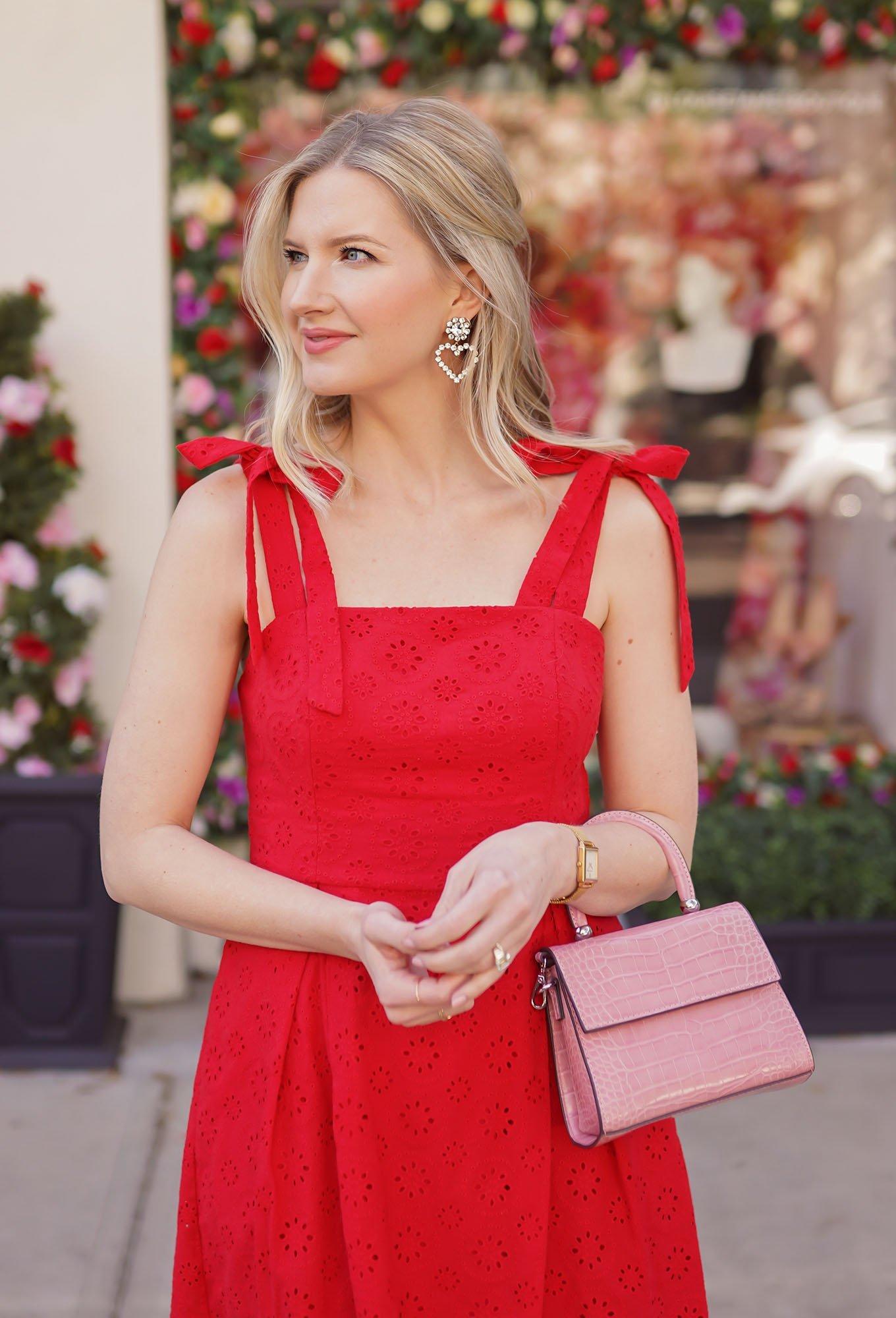 Ashley Brooke - Valentines Red Dress - 1