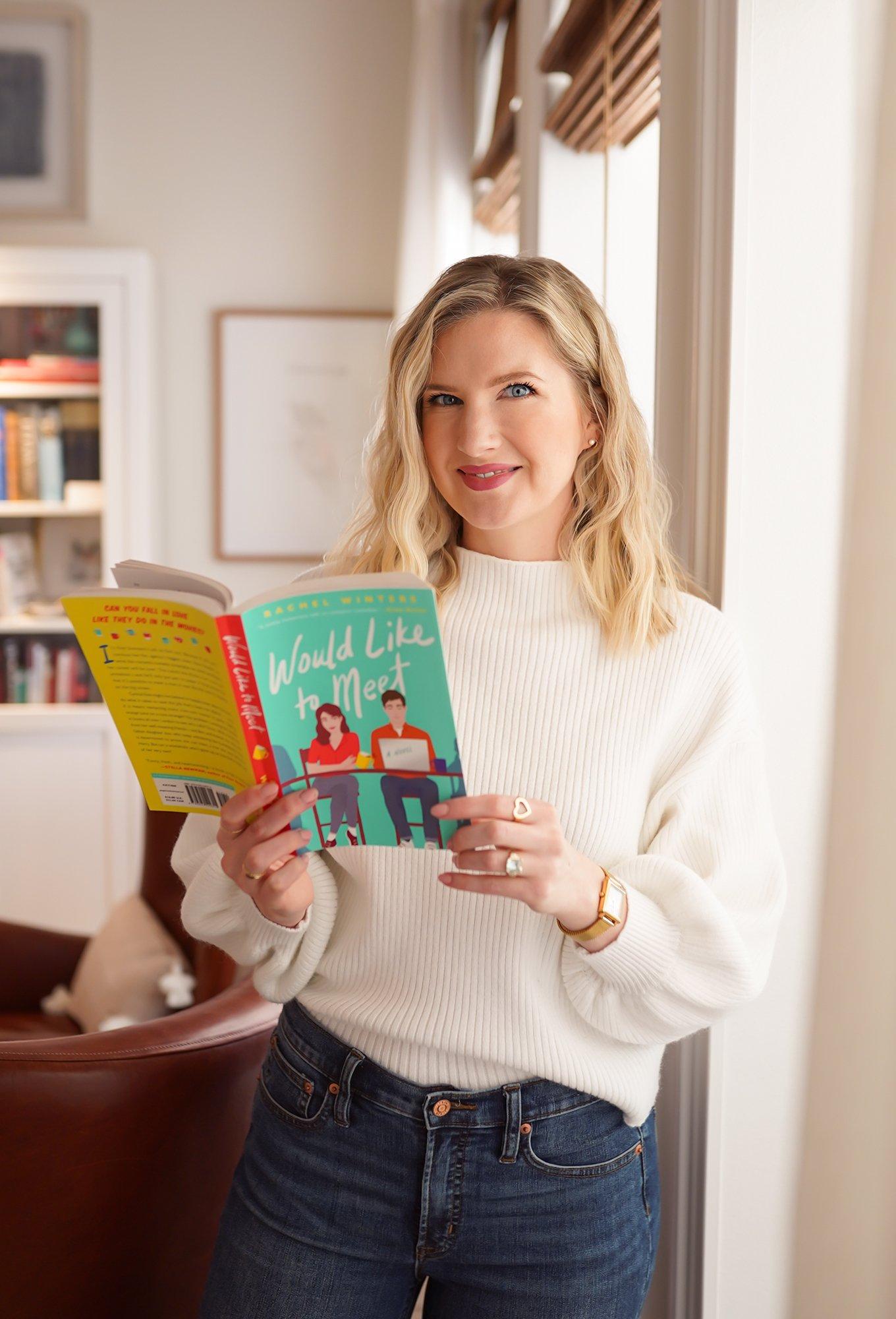 February's Book: Would Like to Meet
