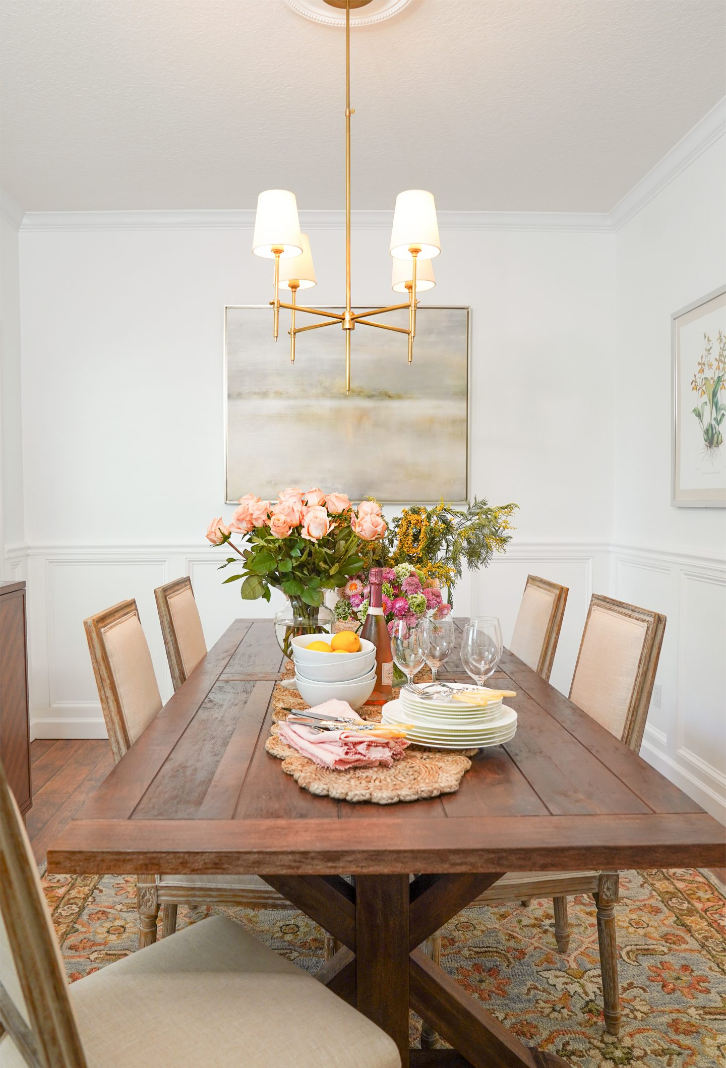 Dining Room, Links & Sources