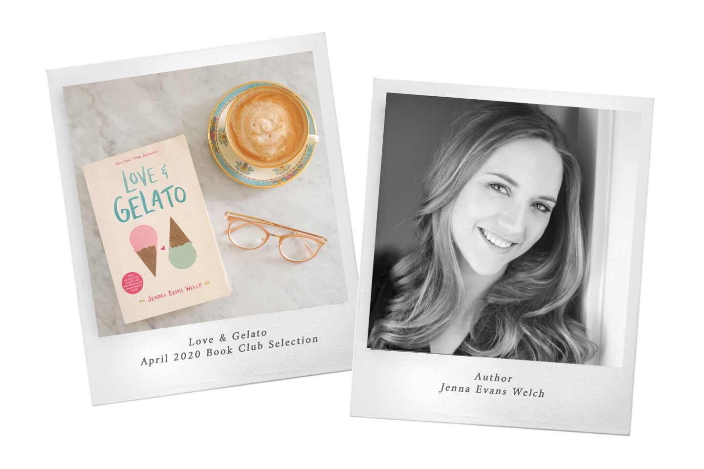 Love & Gelato author Jenna Evans Welch on Ashley Brooke Book Club