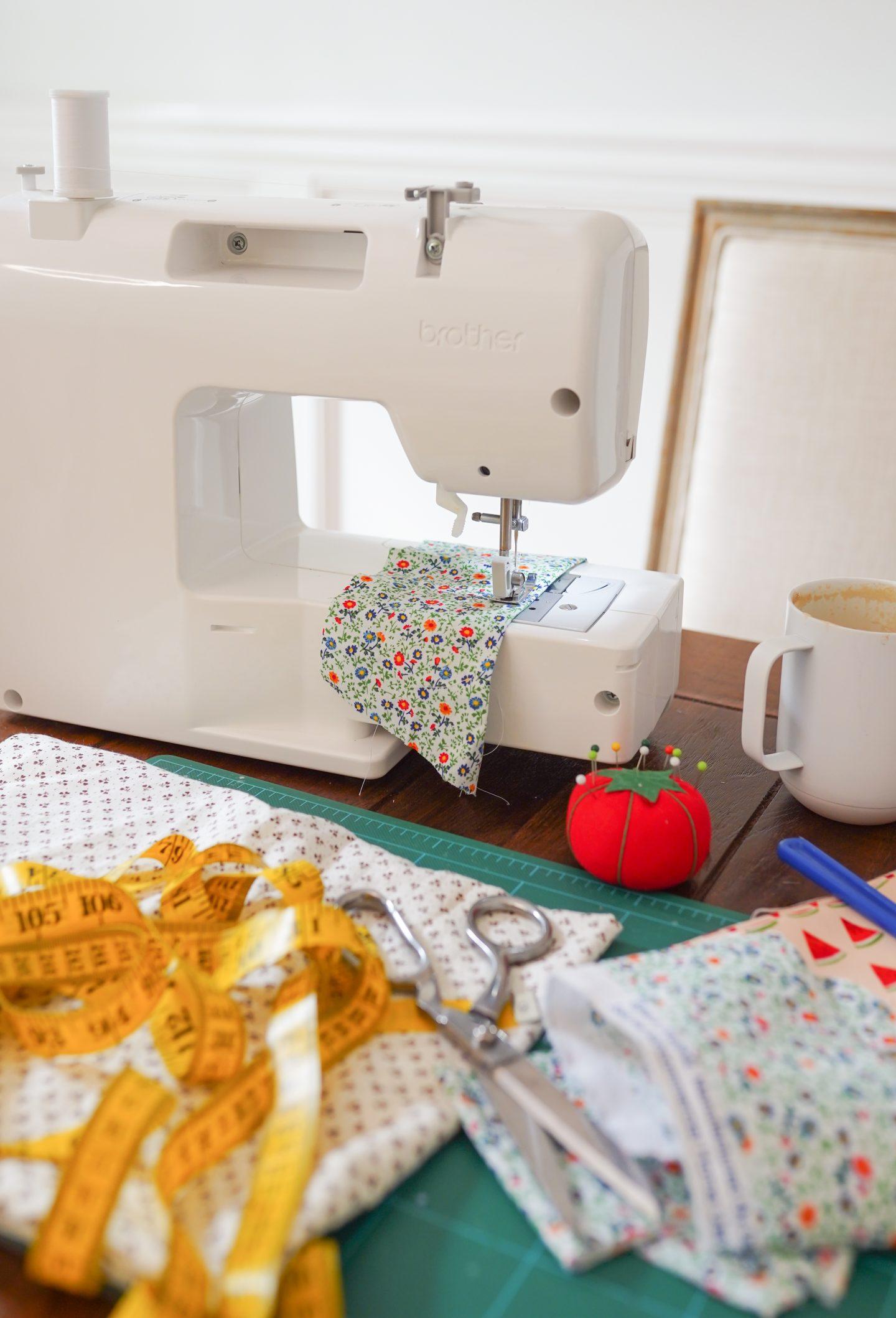 Ashley Brooke's Sewing Machine