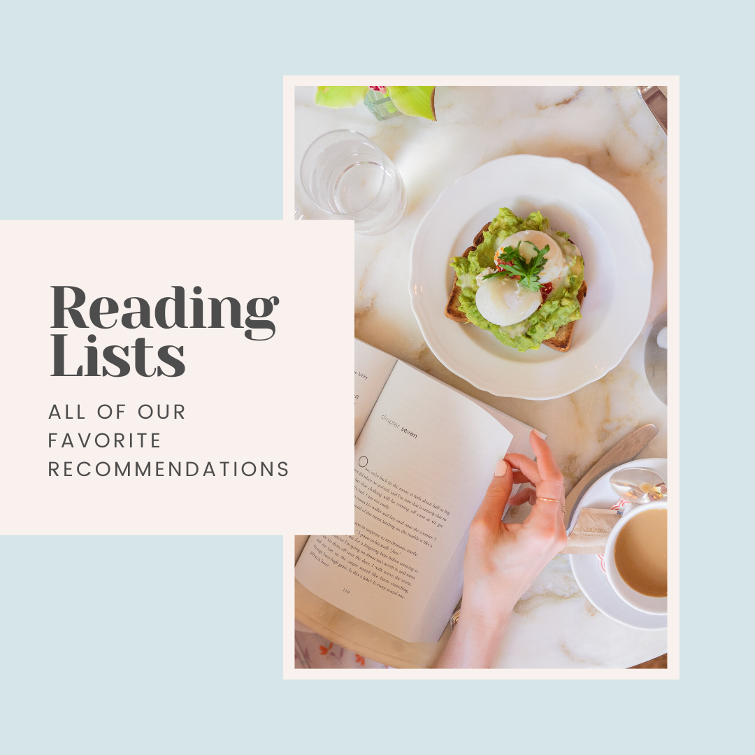 More reading recommendations