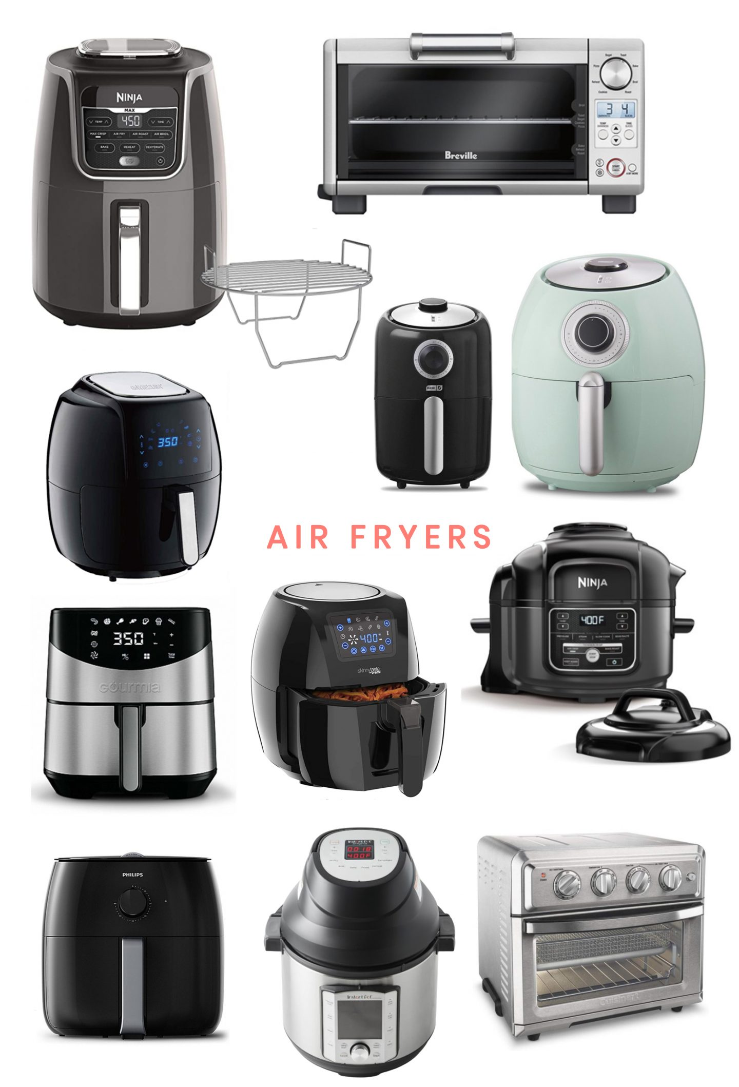 Air Fryer Reviews & Recommendations