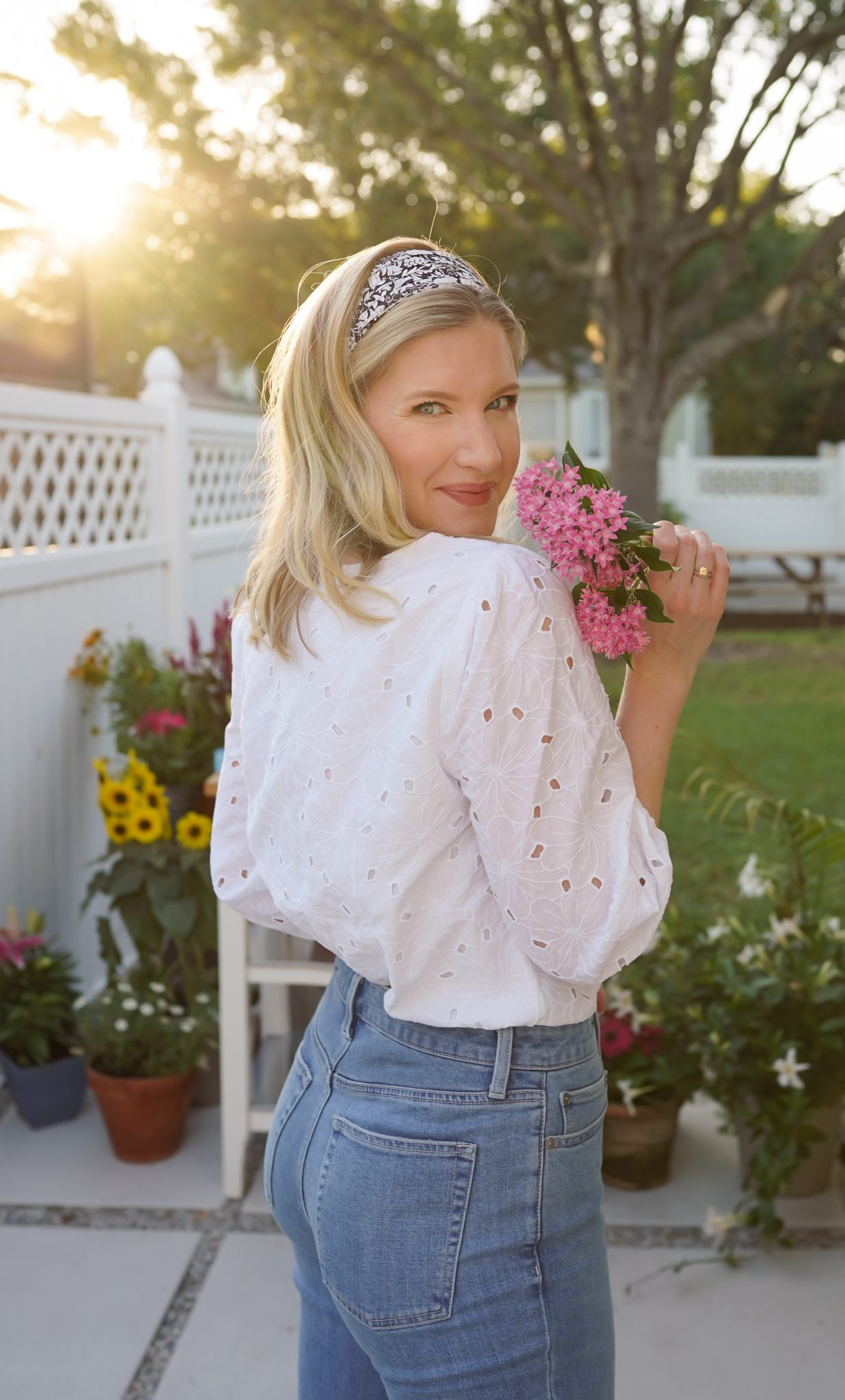 Ashley Brooke - Talbots - Floral DIY - 10