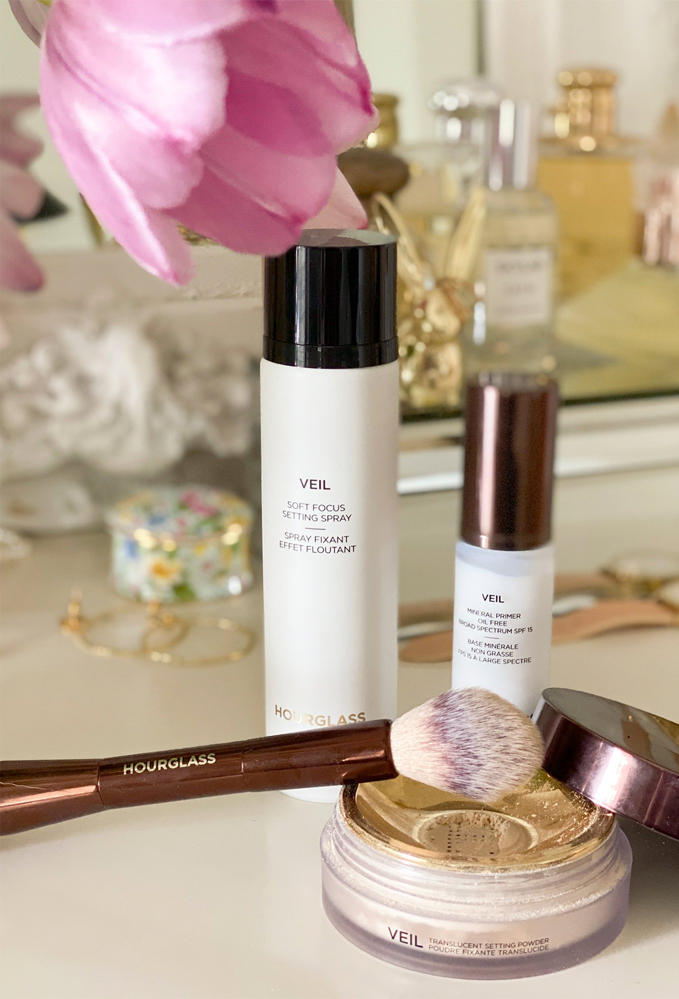 Hourglass Cosmetics Review by Ashley Brooke