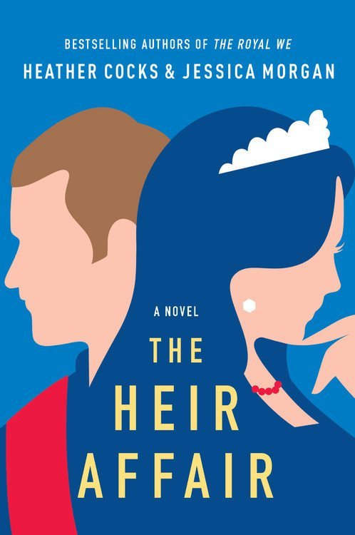 The Heir Affair by Heather Cocks and Jessica Morgan on The Ashley Brooke Book Club