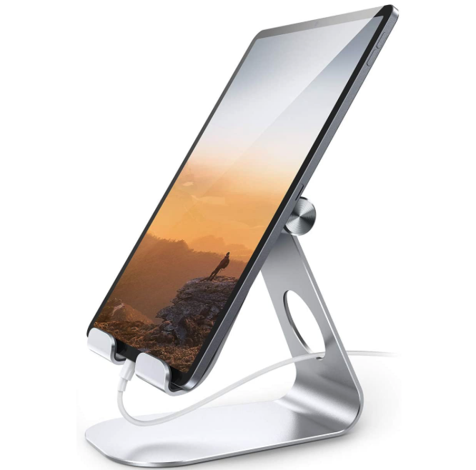 Tablet Stand - Fathers Day Gift Ideas on Ashley Brooke Designs