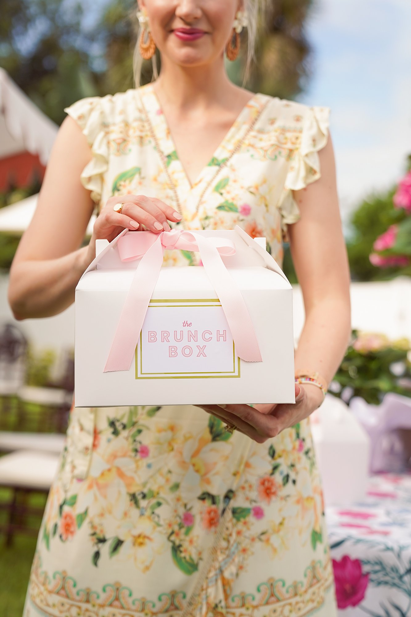 Social Distancing Baby Shower - Lunch Box - by Ashley Brooke